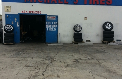 Michael S Tires El Monte Ca