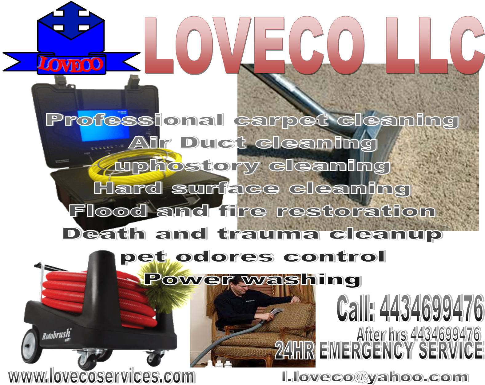 loveco services llc gwynn oak md yp