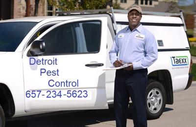Detroit Pest Control - Detroit, MI