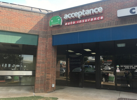 Acceptance Insurance - Austin, TX