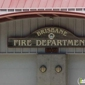 Brisbane Fire Dept - Brisbane, CA