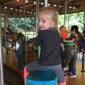 Nashville Zoo at Grassmere - Nashville, TN. Carousel fun!