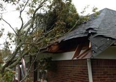 Pyramid Renovations LLC - Brick, NJ. storm damage