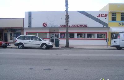 Silver Paint & Hardware Supply - Miami Beach, FL