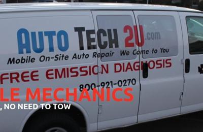 AutoTech2U - Seattle, WA
