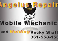 Angelus Truck & Trailer Repair & Welding - Mathis, TX