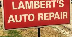 Lambert's Auto Repair & Muffler - Imperial, MO