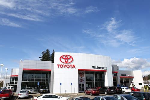 Wilsonville Toyota Scion 9155 Sw Boeckman Rd Or 97070 Yp