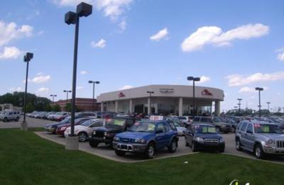 Tom OBrien Chrysler Jeep Dodge Ram North E Th St - Chrysler dealer indianapolis