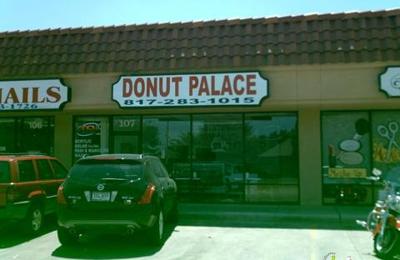 JM Donut Palace - Euless, TX