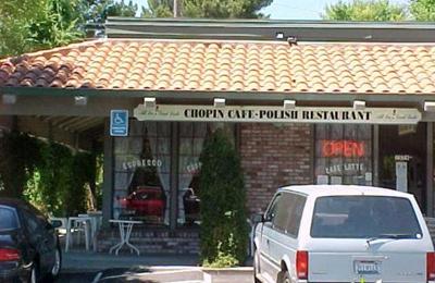 Chopin Cafe & Restaurant - Walnut Creek, CA