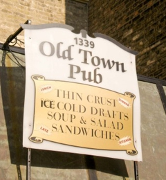Old Towne Pizza Pub - Chicago, IL
