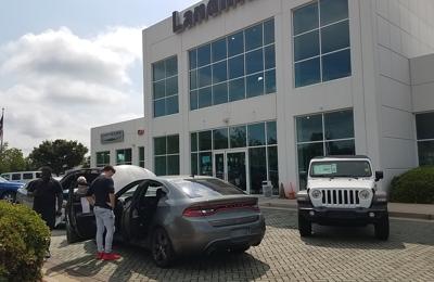 Landmark Dodge Chrysler Jeep RAM   Morrow, GA. Showed Us A Car That Belongs