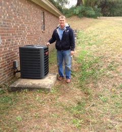 Goggins Heating & Cooling LLC - Prattville, AL. Roy Goggins