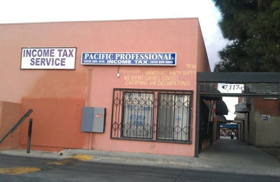 Pacific Professional Income Tax - Huntington Park, CA
