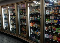 Express Gas - Phoenix, AZ. Great selection of beers.