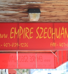Empire Szechuan - Orlando, FL