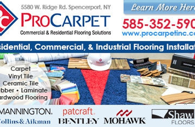 Pro Carpet, Inc - Spencerport, NY