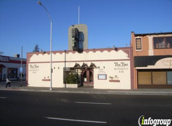 Thai Time - San Carlos, CA