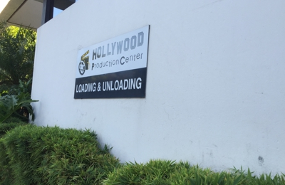 Hollywood Production Center - Glendale, CA. Holly wood prod center