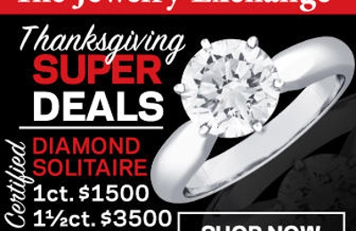 The Jewelry Exchange in New Jersey | Jewelry Store | Engagement Ring Specials - Hackensack,