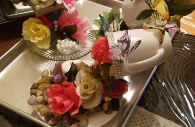 Cuisine Novelties Kl - Austin, TX. Floating Tea Cups (Novelties)