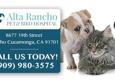 Alta Rancho Pet & Bird Hospital - Rancho Cucamonga, CA