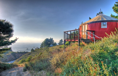 Treebones Resort - Big Sur, CA