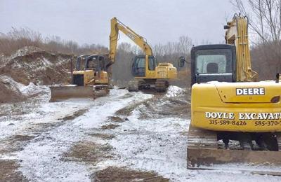 Doyle Excavating - Williamson, NY