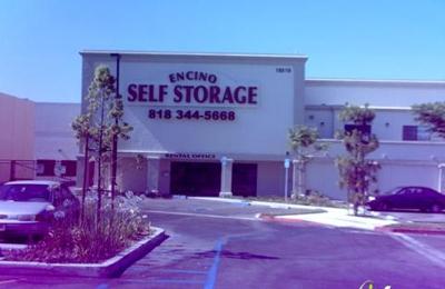 Encino Self Storage   Encino, CA