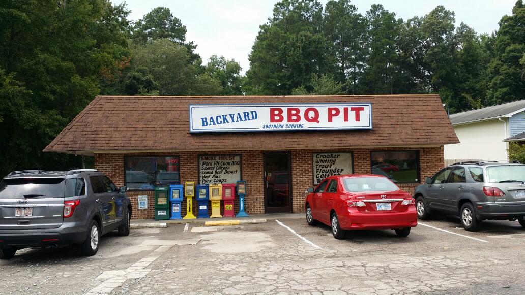 Backyard BBQ Pit | Durham, NC 27713 | DexKnows.com