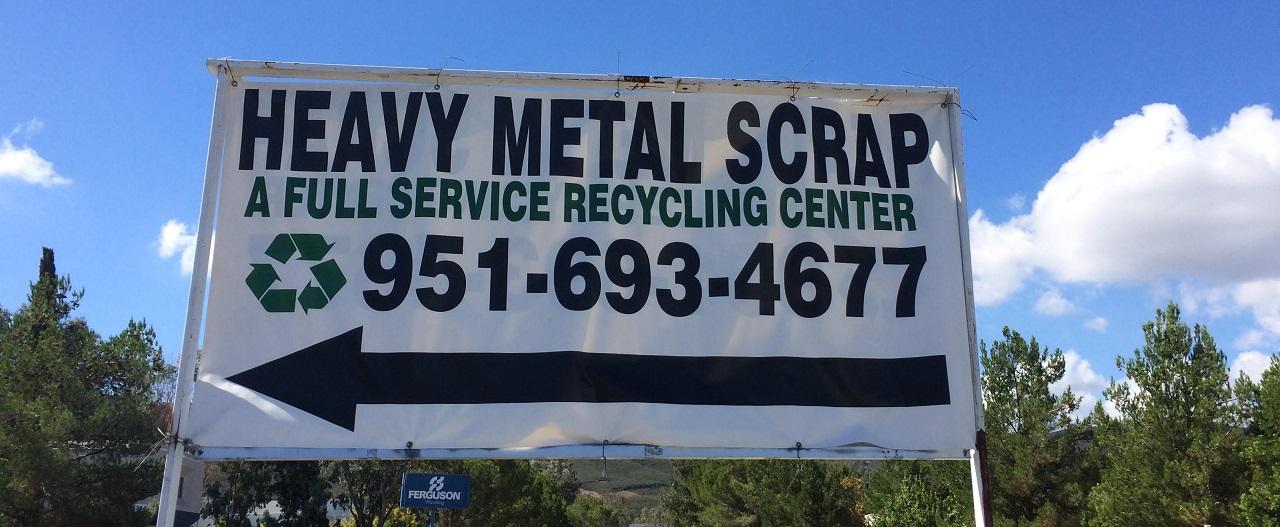 Heavy Metal Scrap Amp Recycling 43136 Rancho Way Ste G
