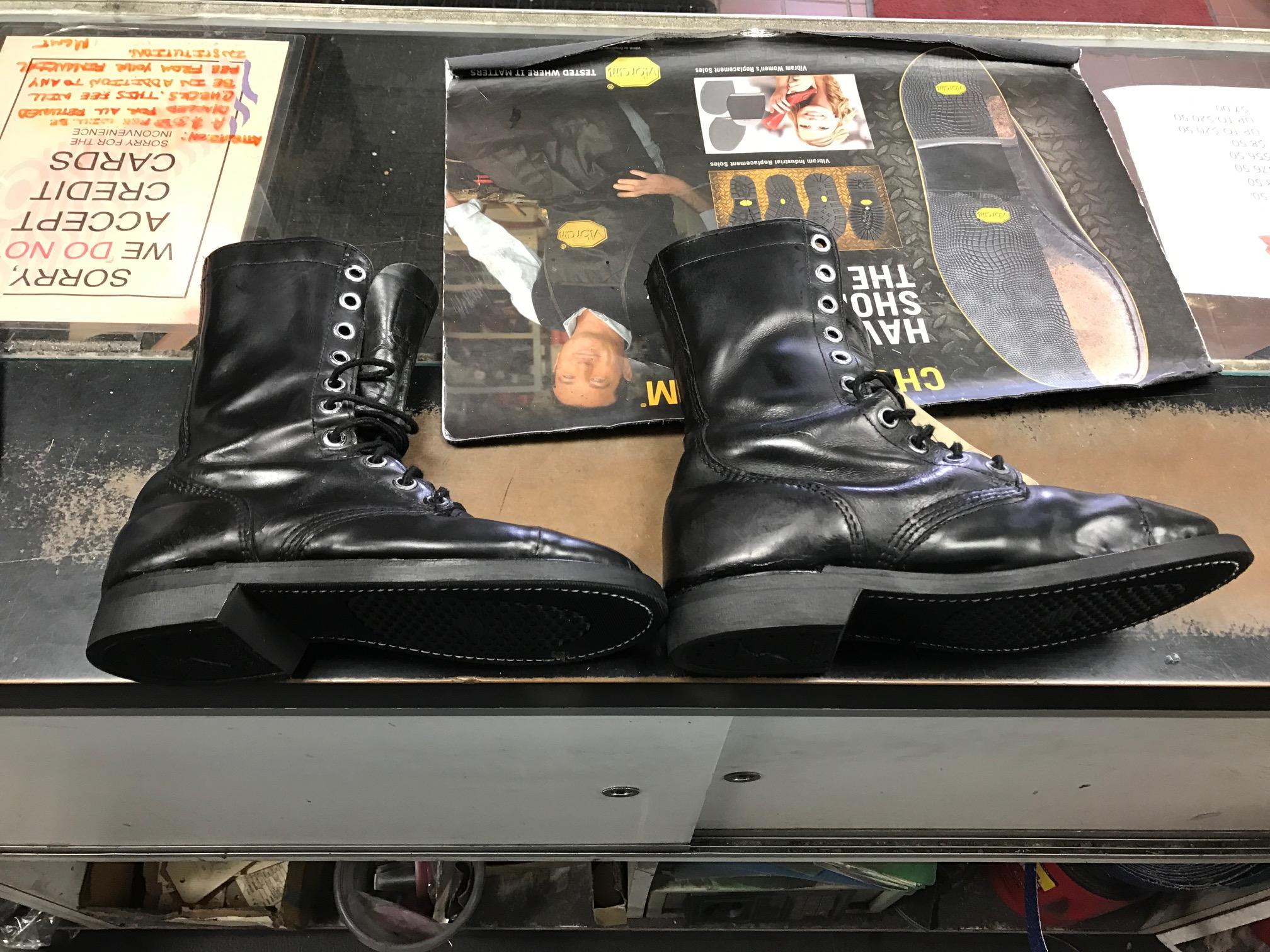 Shoe Repair Near My Current Location