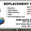 A S M Auto Supply Co