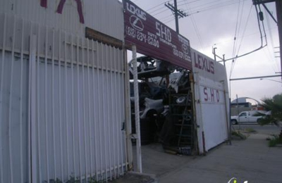 SHD Toyota & Lexus Autoparts - Pacoima, CA