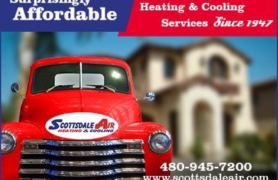 Scottsdale Air Heating & Cooling - Phoenix, AZ