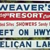 Weaver's Resort & Campground