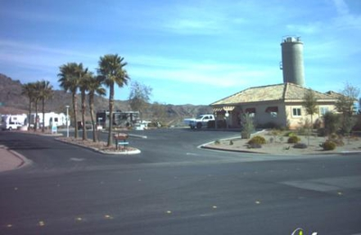 Red Mountain RV Resort - Boulder City, NV
