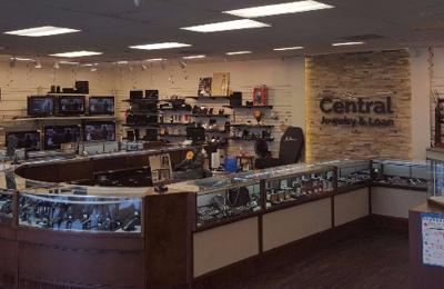 Central Jewelry & Loan - Dallas, TX
