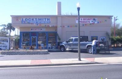 A-Abra-Key-Dabra; Locksmith Services Inc - Apopka, FL