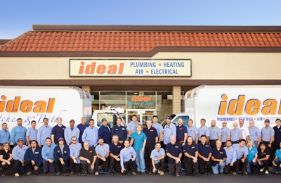Ideal Plumbing Heating Air & Electrical Inc - San Diego, CA