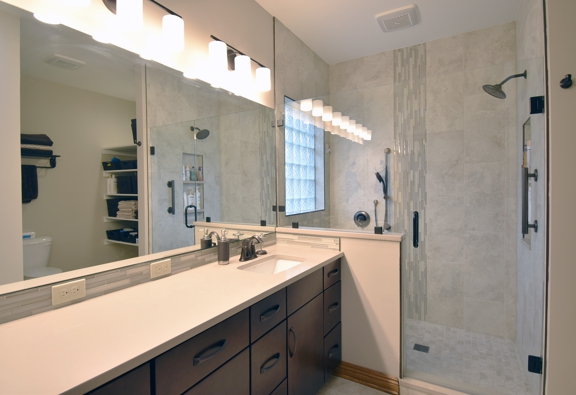 Sam Pitzulo Homes & Remodeling - Canfield, OH. Bathroom Remodeling
