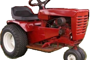 Little tractor could