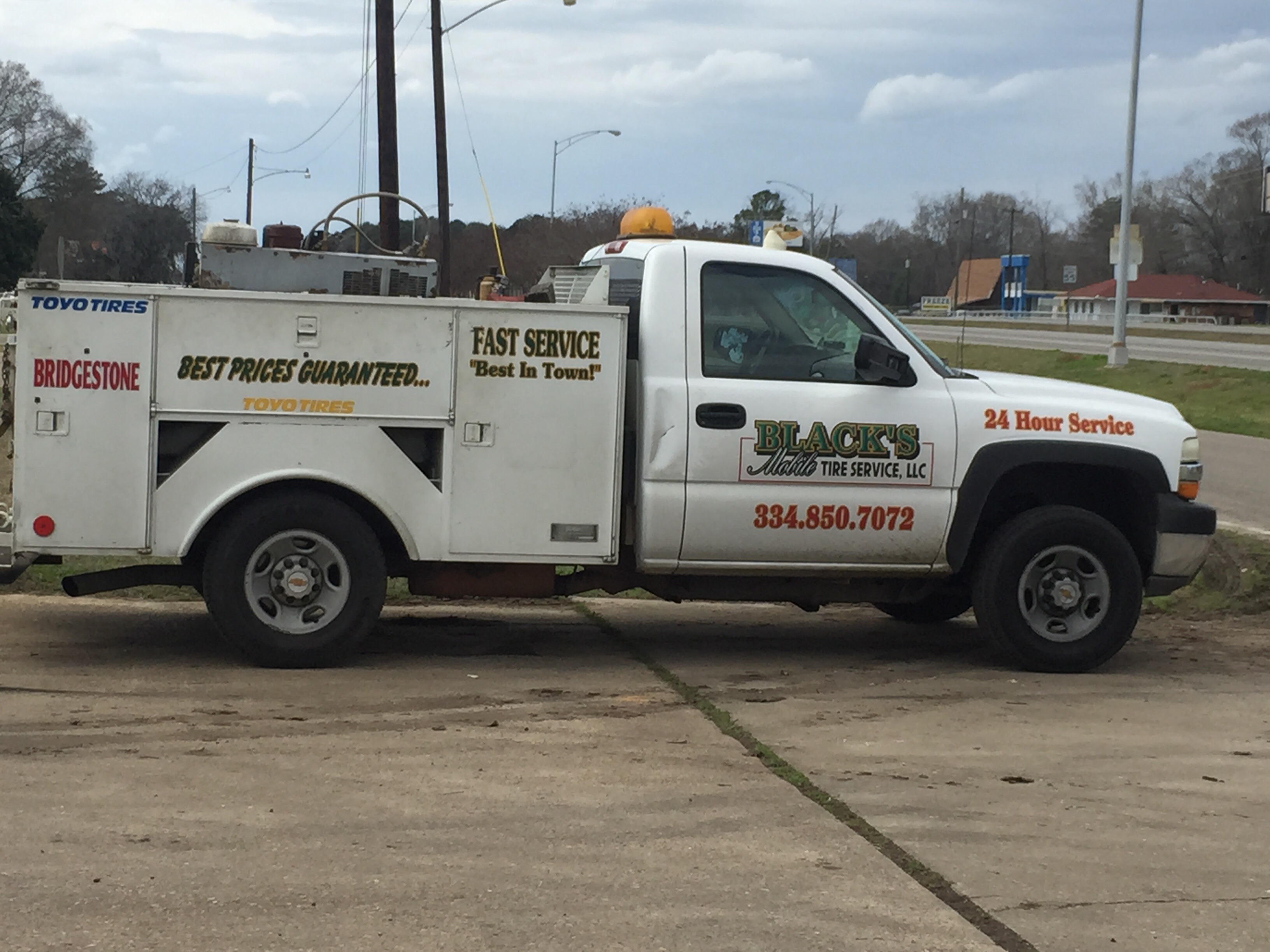 Black s Tire Service 320 E South Blvd Montgomery AL YP