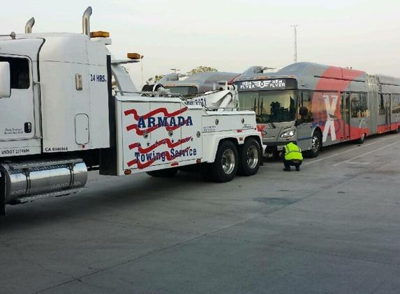 Armada Towing - San Antonio, TX