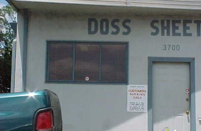 Doss Sheet Metal - Castro Valley, CA