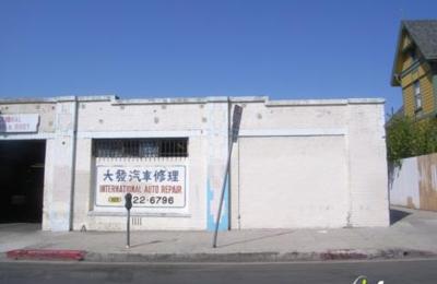 Van Long Body & Sales Inc - Los Angeles, CA