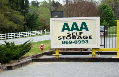 AAA Self Storage #7 - High Point, NC
