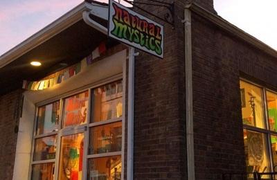 Natural Mystics Smoke Shop - Fredericksburg, VA