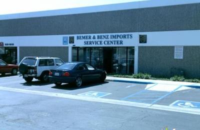 Beemer & Benz Inc - Santa Ana, CA